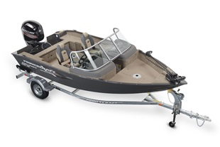Fishing Boats - DLX Series - Holiday DLX WS (2016)