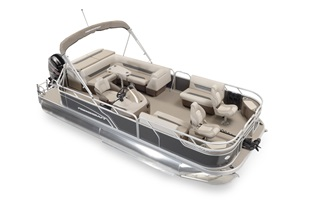 Pontoon Boats - Sportfisher Series - Sportfisher 21-2S (2016)