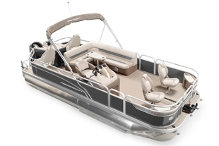 Pontoon Boats - Sportfisher Series - Sportfisher 21-4S (2016)