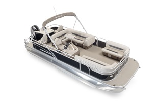 Pontoon Boats - Sportfisher Series - Sportfisher 23-2RS (2016)