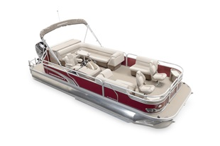 Pontoon Boats - Sportfisher Series - Sportfisher 23-2S (2016)