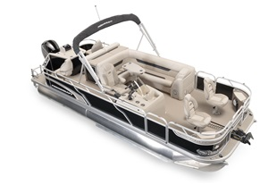Pontoon Boats - Sportfisher LX Series - Sportfisher LX 23-4S (2016)