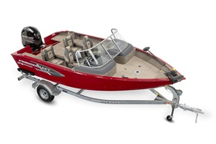 Fishing Boats - Xpedition Series - Xpedition 170 WS (2016)
