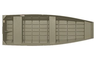 Fishing Boats - Jon Boats - PR 1436 L (2016)