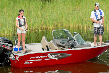 Fishing Boat - Platinum SE 207 (2014)